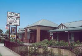 Tanjil Motor Inn - Accommodation Brisbane