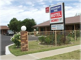 Highway Inn Motel - Accommodation Brisbane