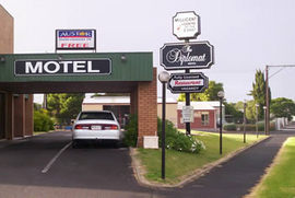 The Diplomat Motel - Accommodation Brisbane
