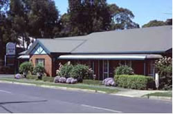 Hepburn Springs Motor Inn - Accommodation Brisbane