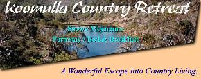 Koomulla Country Retreat - Accommodation Brisbane