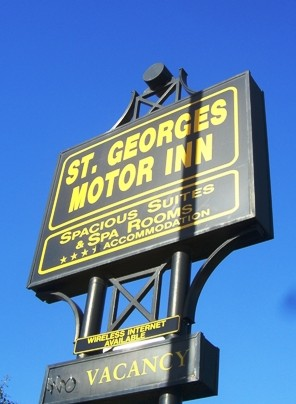 St Georges Motor Inn - Accommodation Brisbane