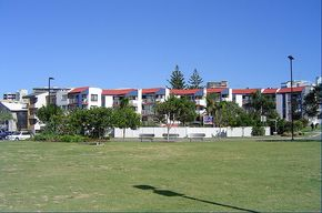 Casablanca Beachfront Apartments - Accommodation Brisbane