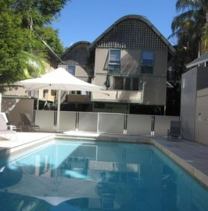 The Hastings Beach Houses - Accommodation Brisbane