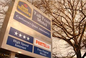Best Western Tall Trees Motel - Accommodation Brisbane
