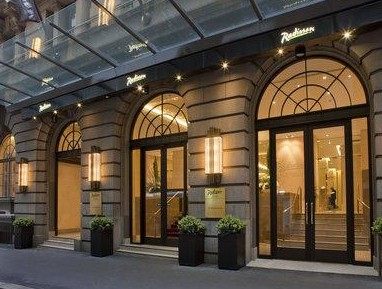 Radisson Plaza Hotel Sydney - Accommodation Brisbane