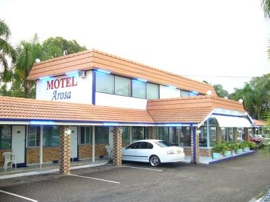 Arosa Motel - Accommodation Brisbane
