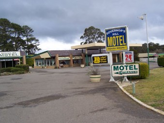 Governors Hill Motel - Accommodation Brisbane