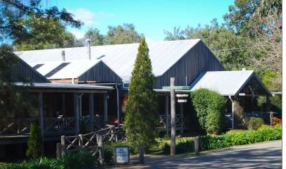 Riverwood Downs - Accommodation Brisbane