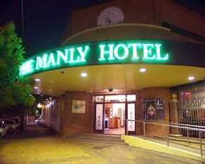 The Manly Hotel - Accommodation Brisbane