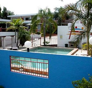 Caloundra Suncourt Motel - Accommodation Brisbane