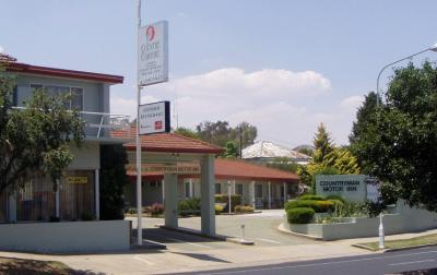 Country Comfort Cowra Countryman Motor Inn - Accommodation Brisbane