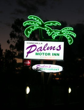 Chinchilla Palms Motor Inn - Accommodation Brisbane