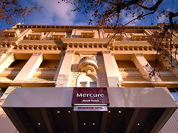 Mercure Grosvenor Hotel Adelaide - Accommodation Brisbane
