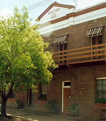 The Old Exchange Bed And Breakfast - Accommodation Brisbane
