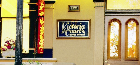Victoria Court Hotel - Accommodation Brisbane