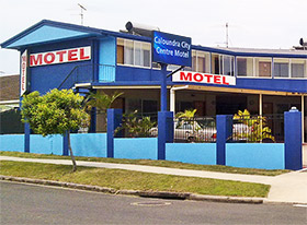 City Centre Motel - Accommodation Brisbane