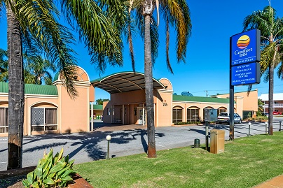 Comfort Inn Bel Eyre Perth - Accommodation Brisbane