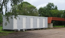 Coolalinga Caravan Park - Accommodation Brisbane