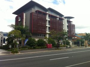 Ruth Fairfax House Accommodation - QCWA - Accommodation Brisbane
