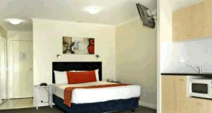 The Wellington Apartment Hotel - Accommodation Brisbane