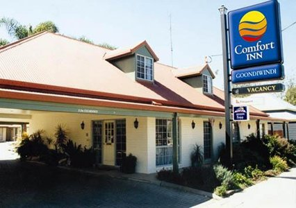 Comfort Inn Goondiwindi - Accommodation Brisbane