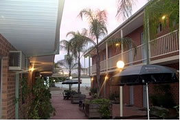 Yarrawonga Central Motor Inn - Accommodation Brisbane