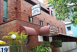 Acacia Inner City Inn - Accommodation Brisbane