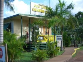 Gulf Country Caravan Park - Accommodation Brisbane