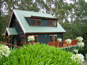 Tree Tops Cascades - Accommodation Brisbane