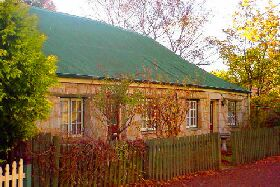 Colonial Cottages of Ross - Captain Samuels Cottage - Accommodation Brisbane