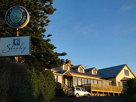 Stanley Seaview Inn - Accommodation Brisbane