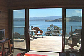 Bruny Island Accommodation Services - Captains Cabin - Accommodation Brisbane