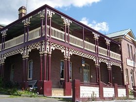 Cygnet Hotel  Guest House - Accommodation Brisbane