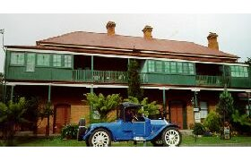 Kingsley House Olde World Accommodation - Accommodation Brisbane