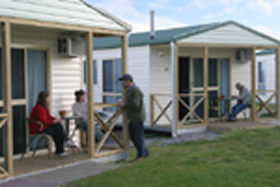 Discovery Holiday Parks Devonport Cosy Cabins - Accommodation Brisbane