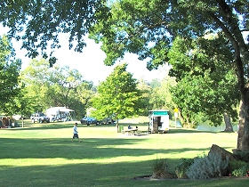Longford Riverside Caravan Park - Accommodation Brisbane