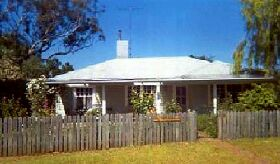 Cawood Cottage - Accommodation Brisbane