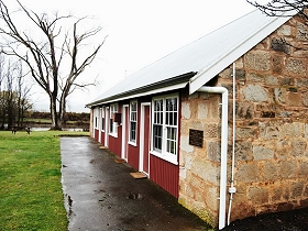 Ross Caravan Park  Heritage Cabins - Accommodation Brisbane