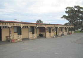 Central Court Motel - Accommodation Brisbane
