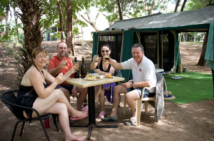 Adels Grove Camping Ground
