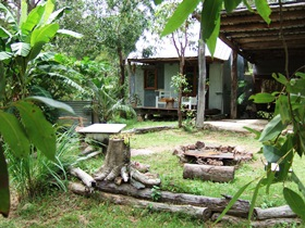 Ride On Mary Bush Cabin Adventure Stay - Accommodation Brisbane