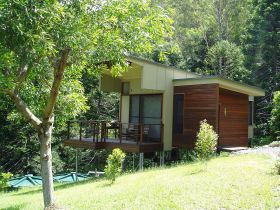 Montville Ocean View Cottages - Accommodation Brisbane