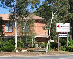 Hamilton's Townhouse Motel - Accommodation Brisbane