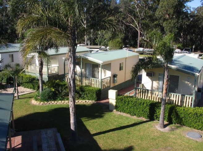 Jervis Bay Caravan Park - Accommodation Brisbane