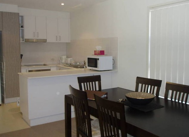 Braddon Element Apartment - Accommodation Brisbane