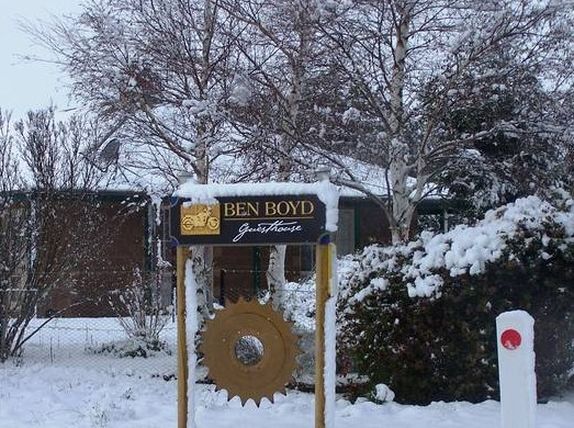 Ben Boyd Guesthouse - Accommodation Brisbane