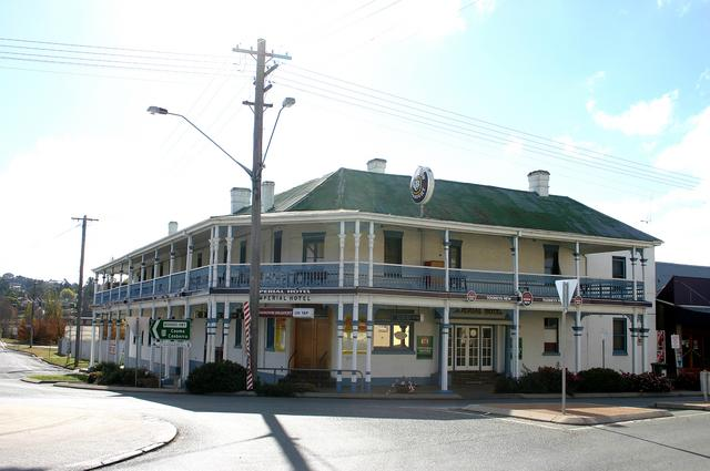 Imperial Hotel Bombala - Accommodation Brisbane