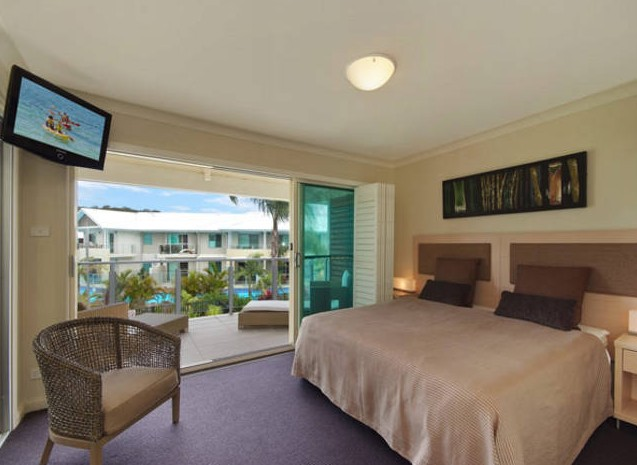 Pacific Blue Townhouse 358 - Accommodation Brisbane