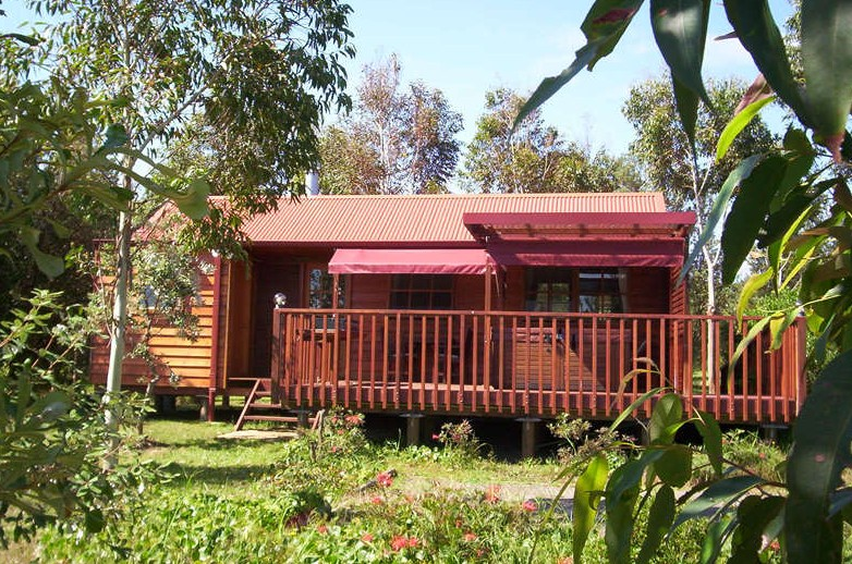 Melaleuca Retreat - Accommodation Brisbane